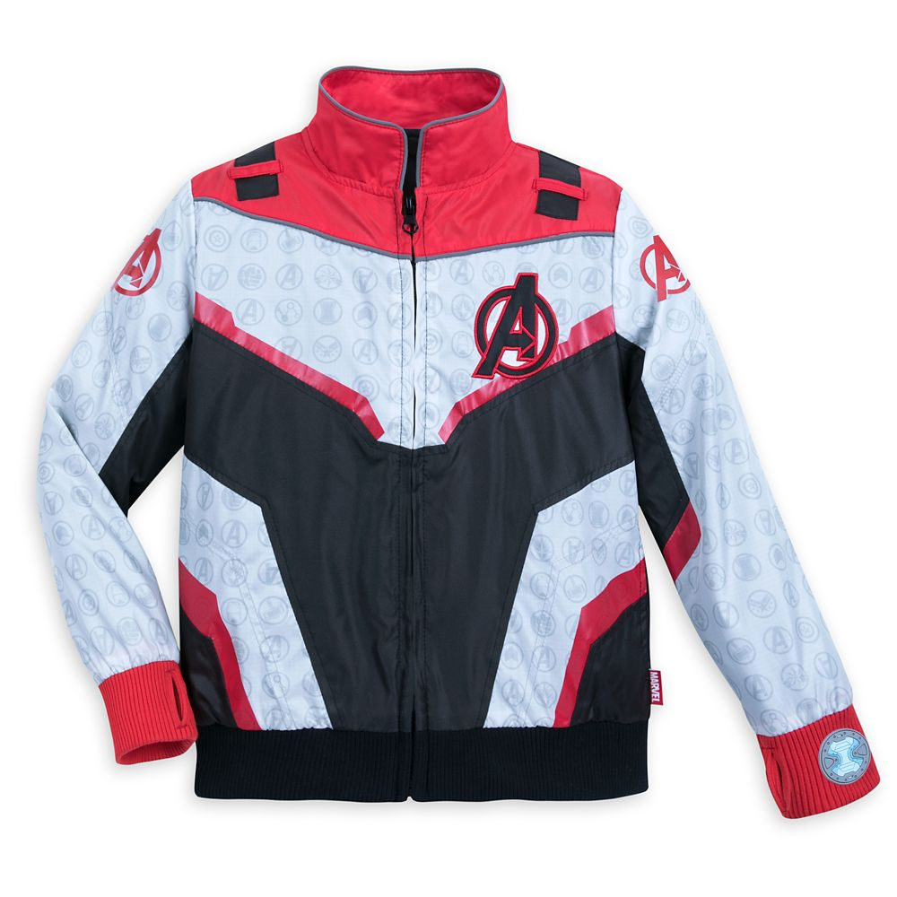 Marvel's Avengers: Endgame Windbreaker Jacket for Kids