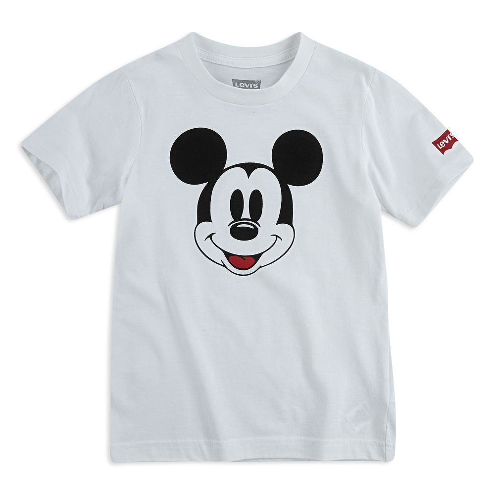 Mickey Mouse T-Shirt for Kids by Levi's