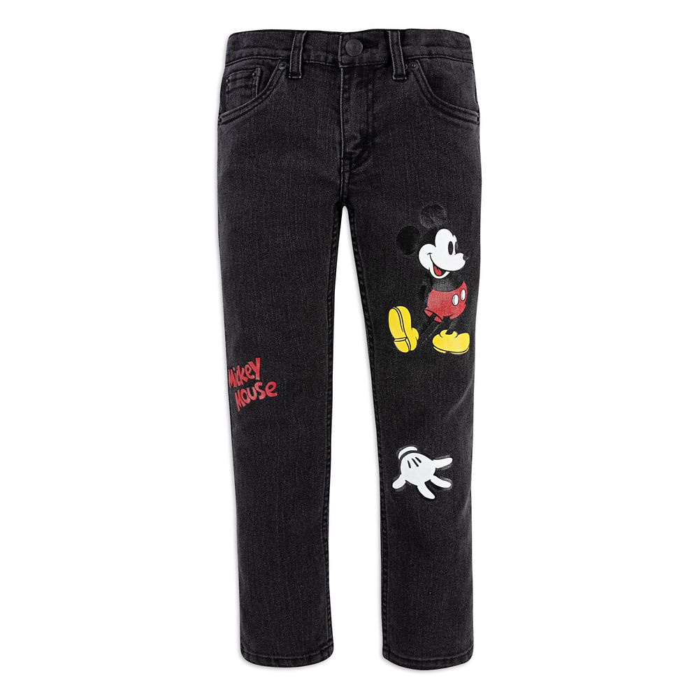 Mickey Mouse 511 Slim Fit Jeans for Boys by Levi's
