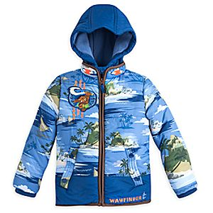 Maui Jacket for Boys - Disney Moana - Personalizable