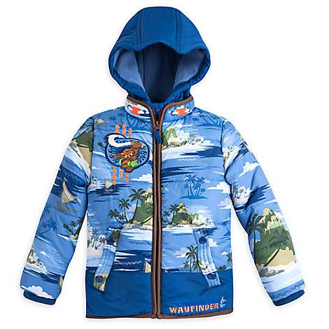 Maui Jacket for Boys - Disney Moana - Personalizable
