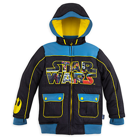 Star Wars Winter Jacket for Boys