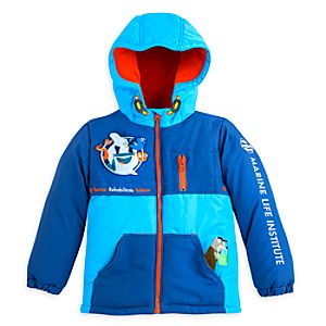 Dory Winter Jacket for Boys