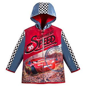Lightning McQueen Rain Jacket for Boys