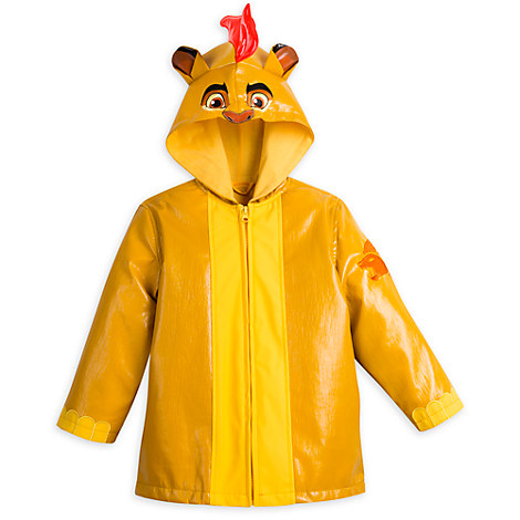 Kion Rain Jacket for Boys