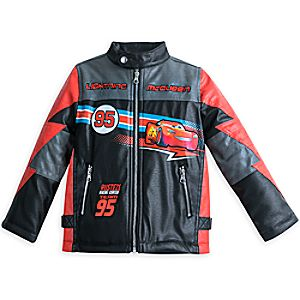 Lightning McQueen Jacket for Boys