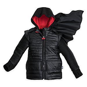 Kylo Ren Premium Hooded Jacket for Boys – Star Wars: The Last Jedi