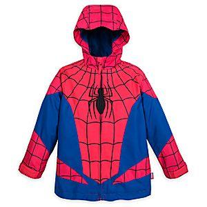 Spider-Man Jacket and Vest Set - Boys 5805040730653M