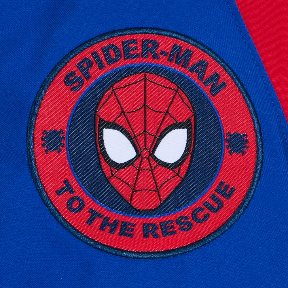 Spider-Man Varsity Jacket for Boys – Personalizable