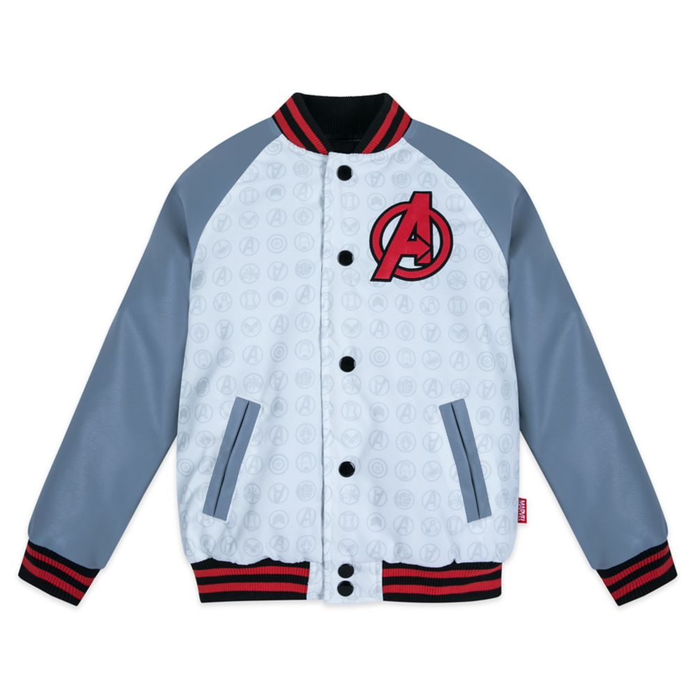 Marvel's Avengers Varsity Jacket for Boys – Personalized