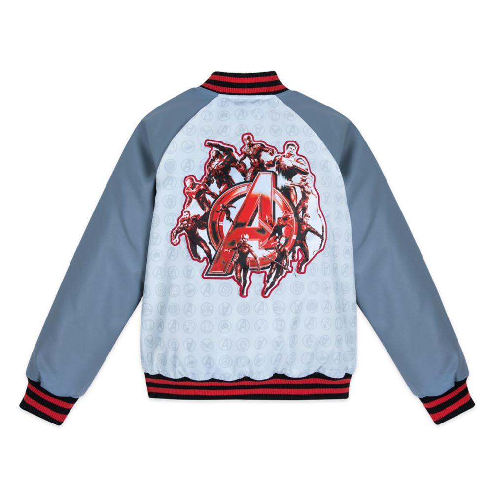 Marvel's Avengers Varsity Jacket for Boys