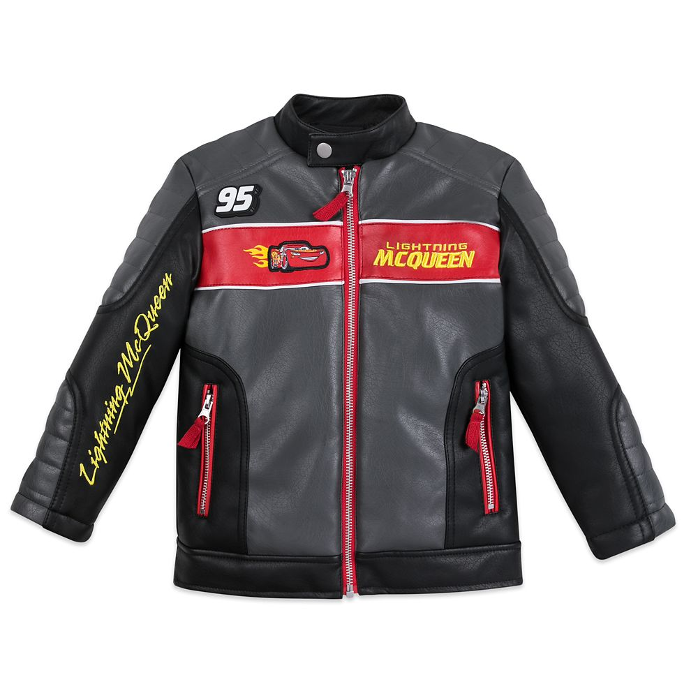Lightning McQueen Jacket for Boys