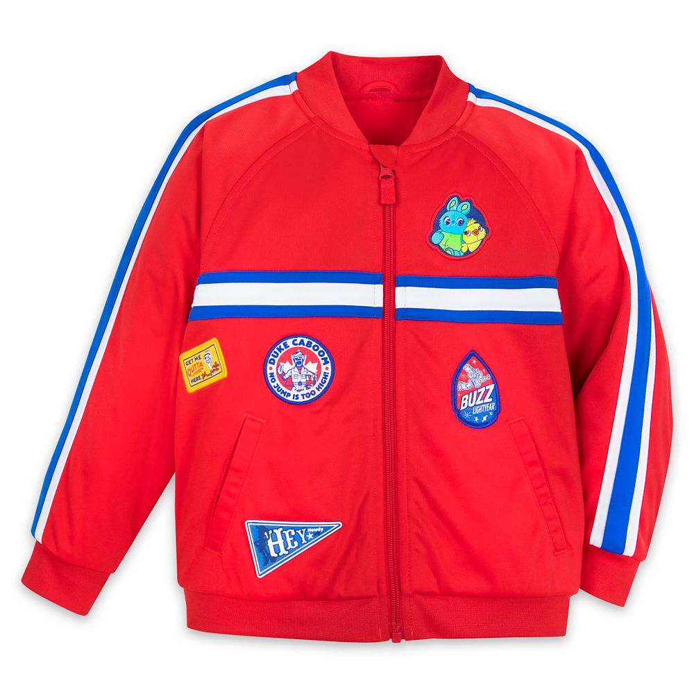 Toy Story 4 Zip Jacket for Boys