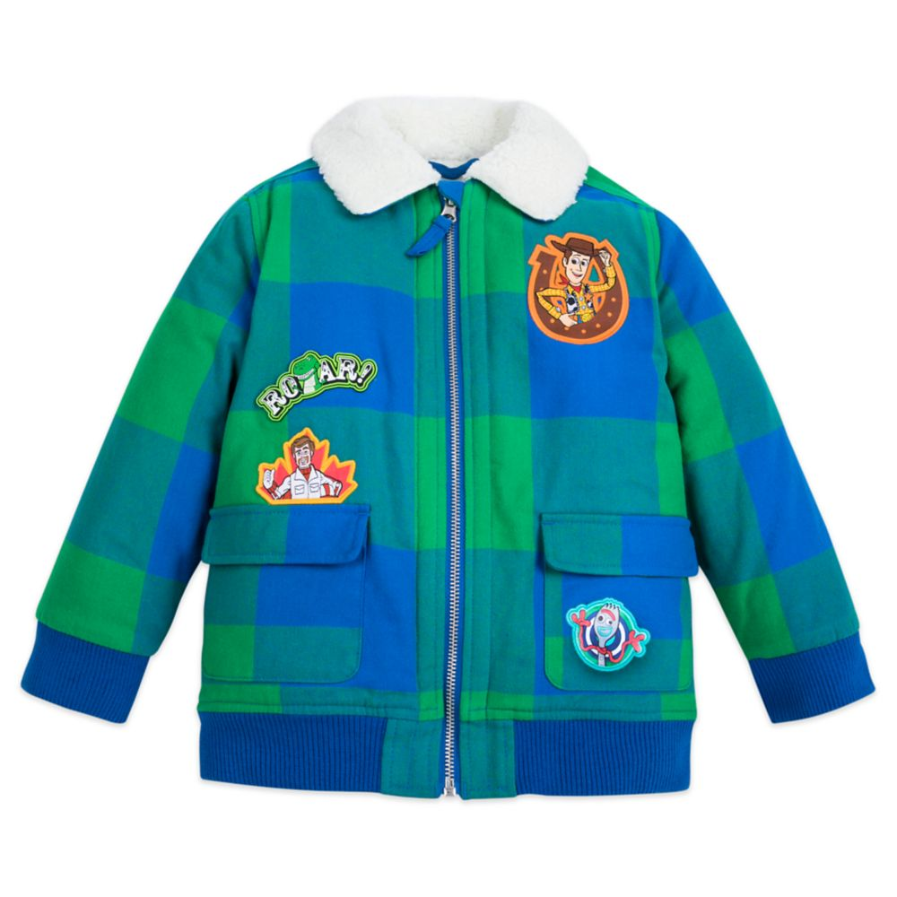 Toy Story 4 Winter Jacket for Kids – Personalized