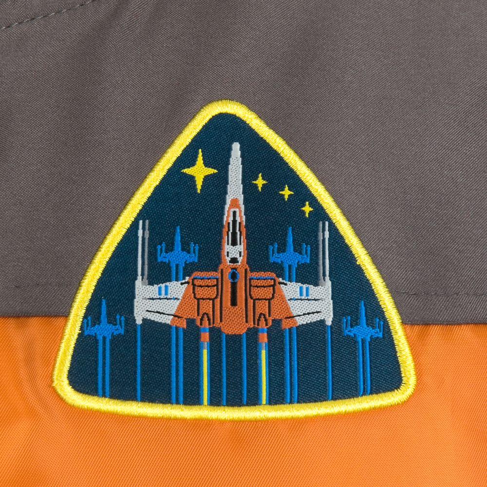 Star Wars: The Rise of Skywalker Hooded Jacket for Boys