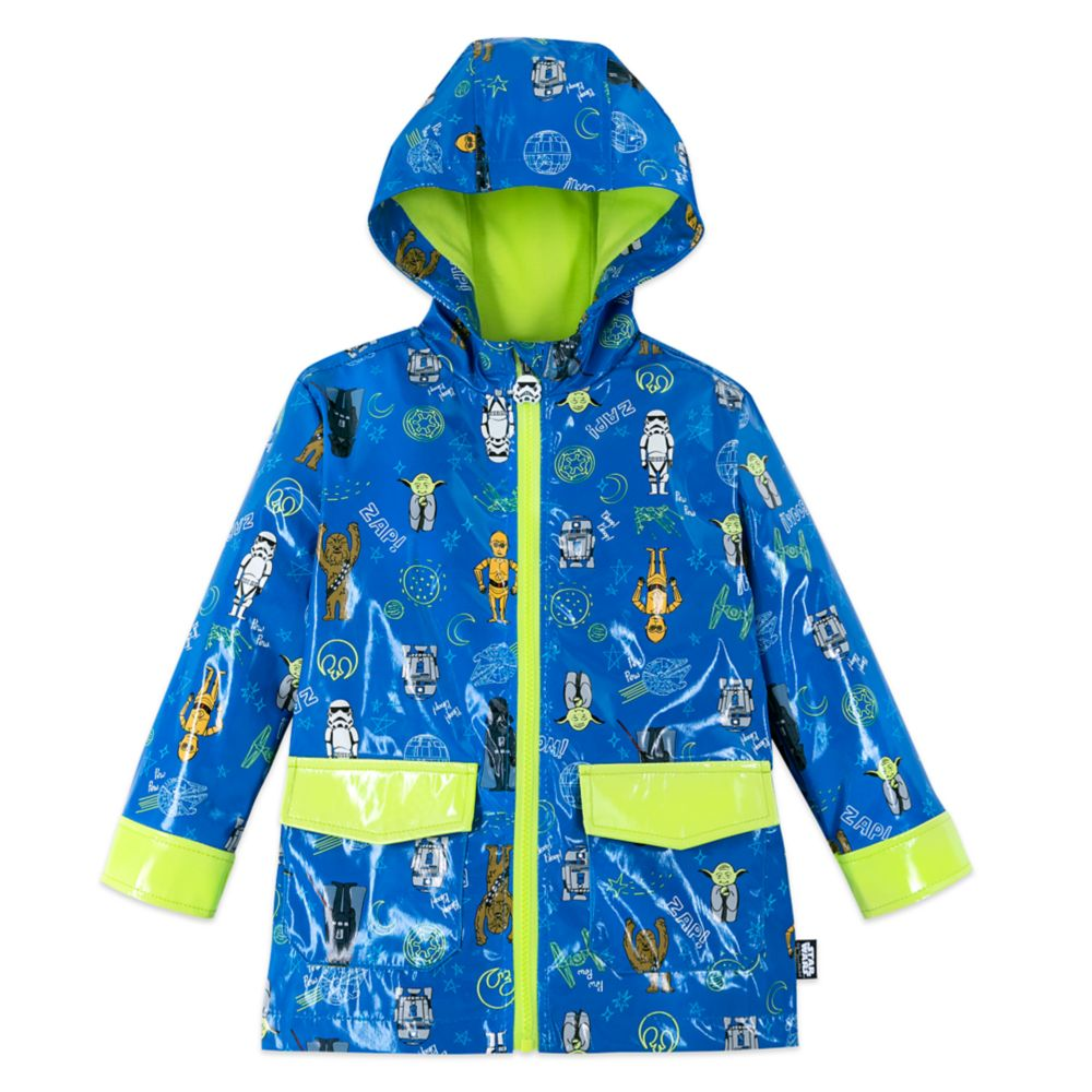 Star Wars Rain Jacket for Kids