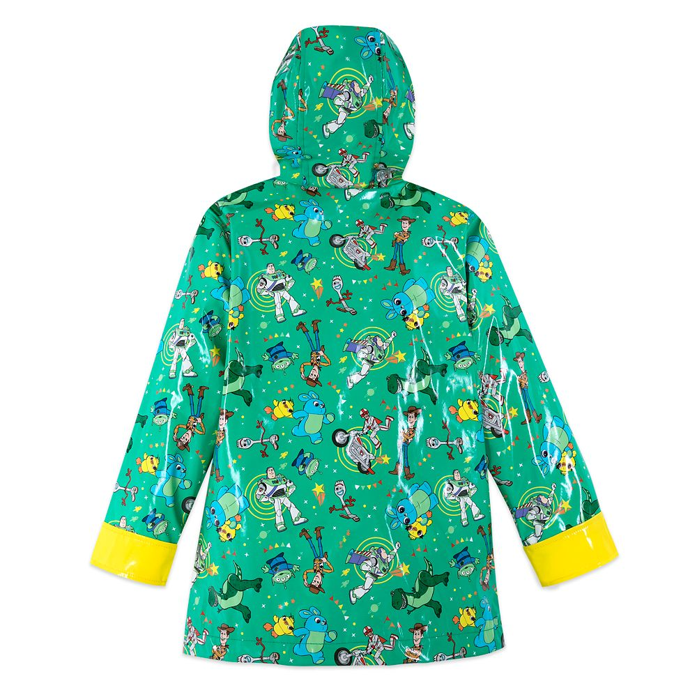Toy Story 4 Rain Jacket for Kids
