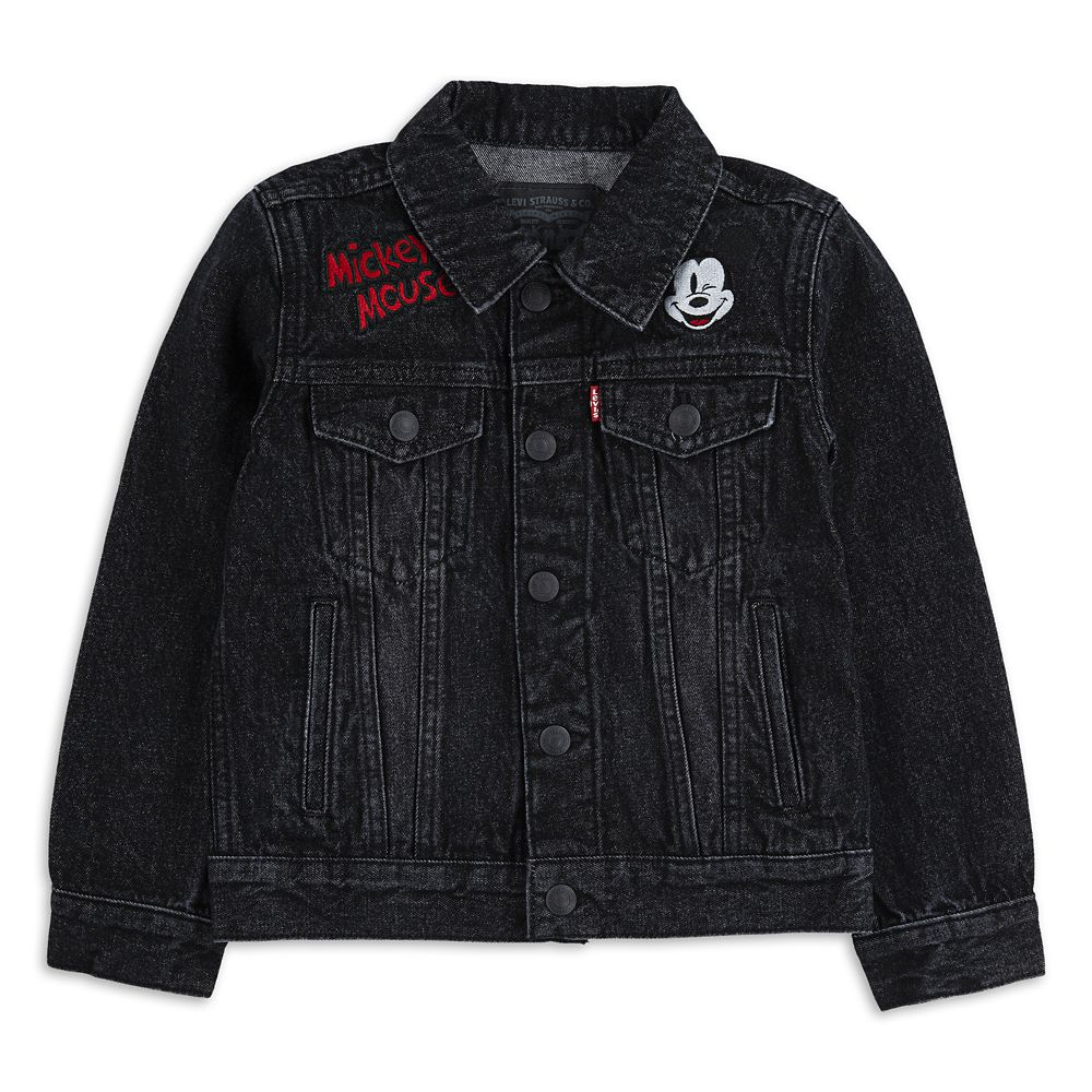 Mickey Mouse Denim Trucker Jacket for Boys by Levi's