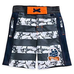 Pirates of the Caribbean: Dead Men Tell No Tales Swim Trunks for Boys