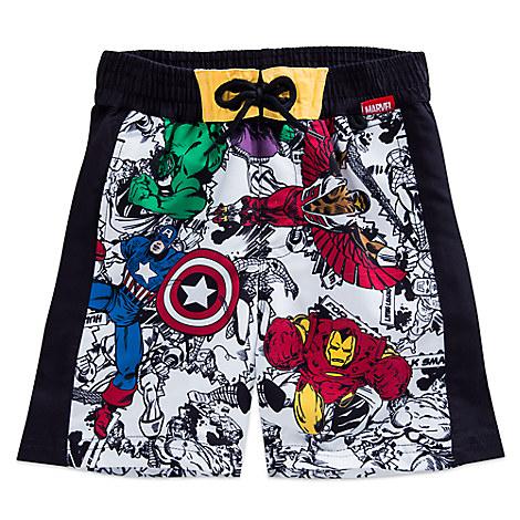 Marvel's Avengers Swim Trunks for Boys