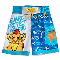 The Lion Guard Swim Trunks for Boys