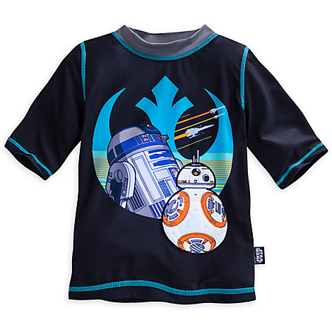 Star Wars: The Force Awakens Rash Guard for Boys