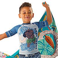 Maui Rash Guard for Boys - Disney Moana