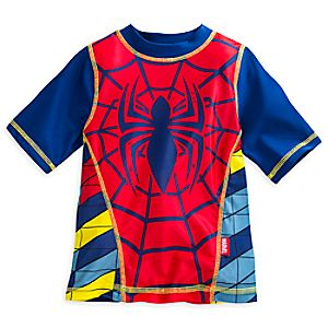 Spider-Man Rash Guard for Boys 5806046950354M