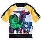 Marvel's Avengers Rash Guard for Boys