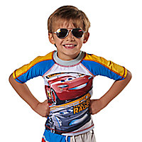 Lightning McQueen Rash Guard for Boys