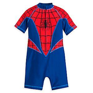 Spider-Man One-Piece Rash Guard for Boys 5806046950924M