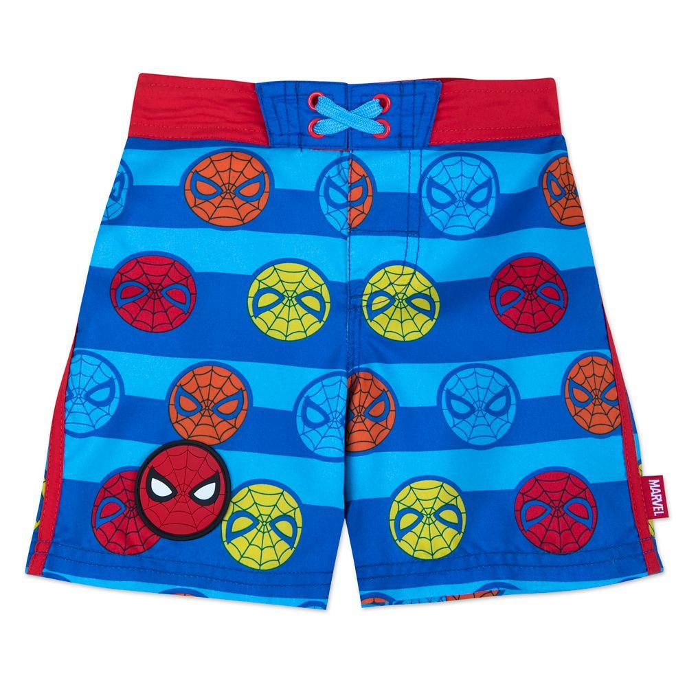 Spider-Man Swim Trunks for Boys Official shopDisney