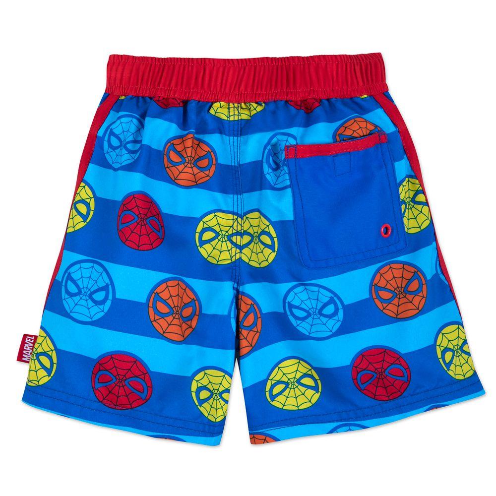 Spider-Man Swim Trunks for Boys