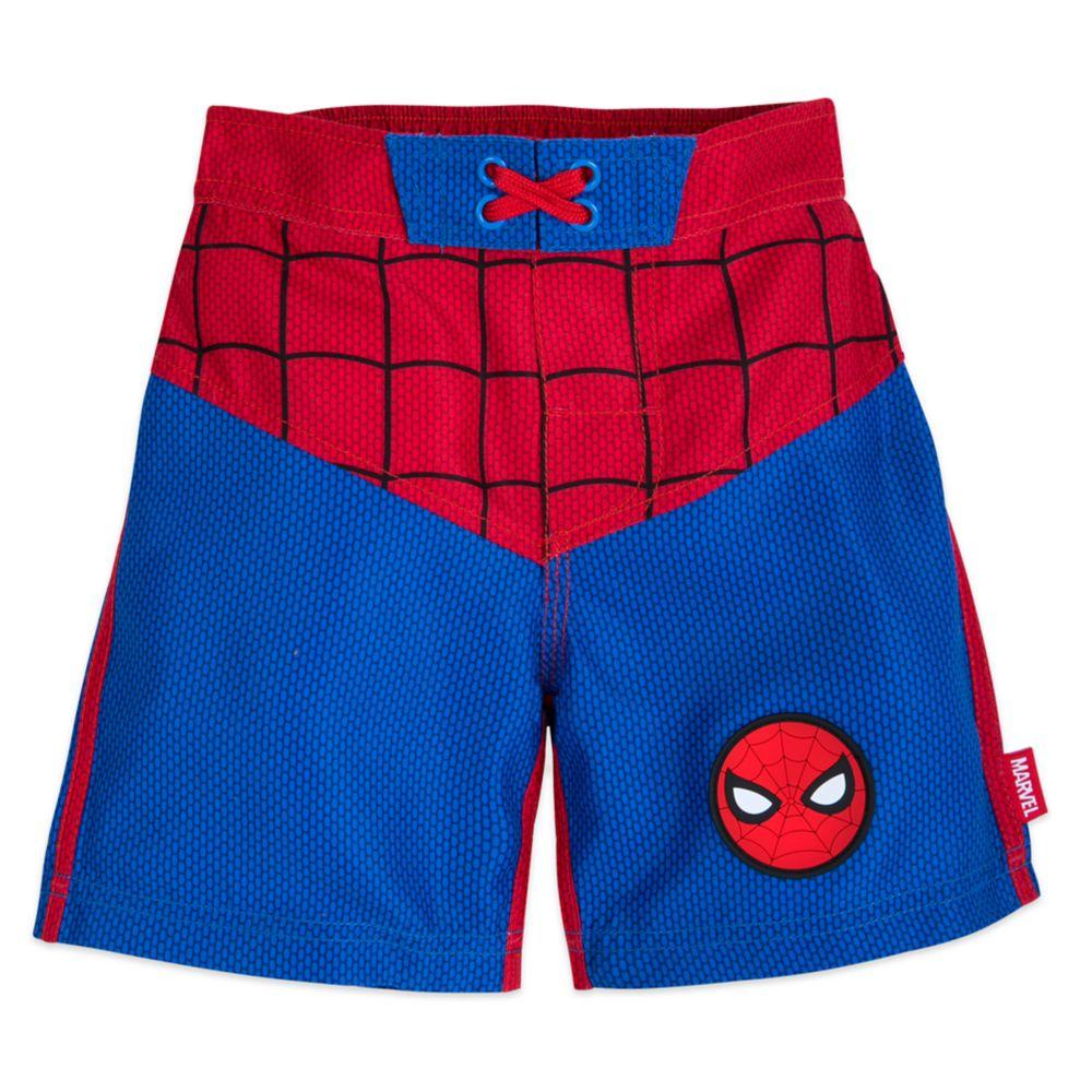 Board Shorts Boys Kids Childrens Swimwear Swim Swimming Pants Disney Marvel DC