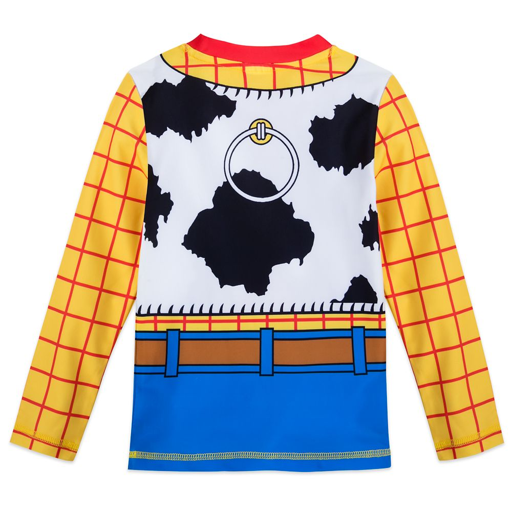 Woody Rash Guard for Boys