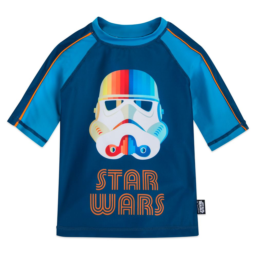 Stormtrooper Rash Guard for Boys – Star Wars