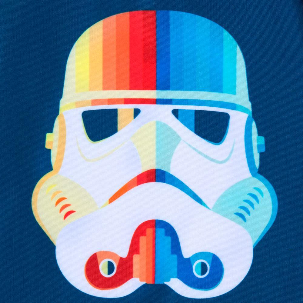 Stormtrooper Rash Guard for Boys – Star Wars