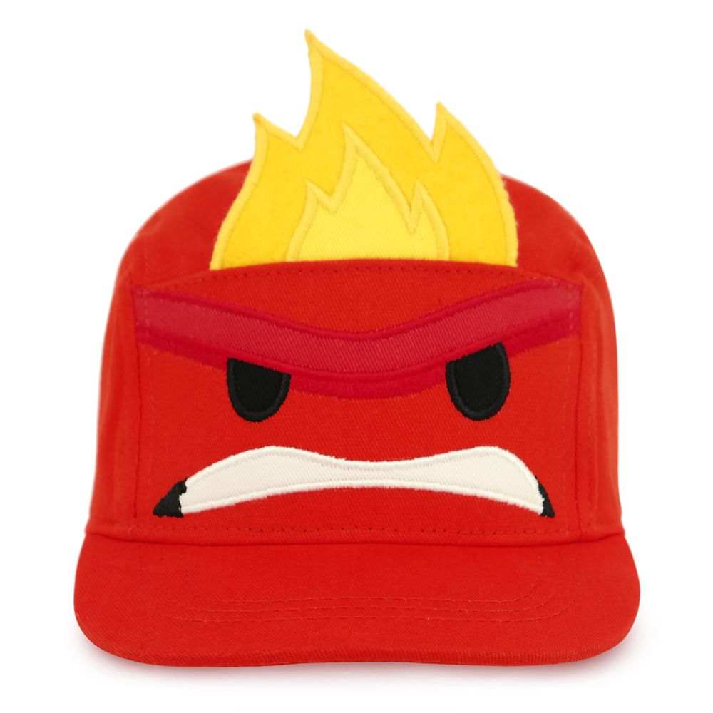 Anger Baseball Cap for Kids – Inside Out