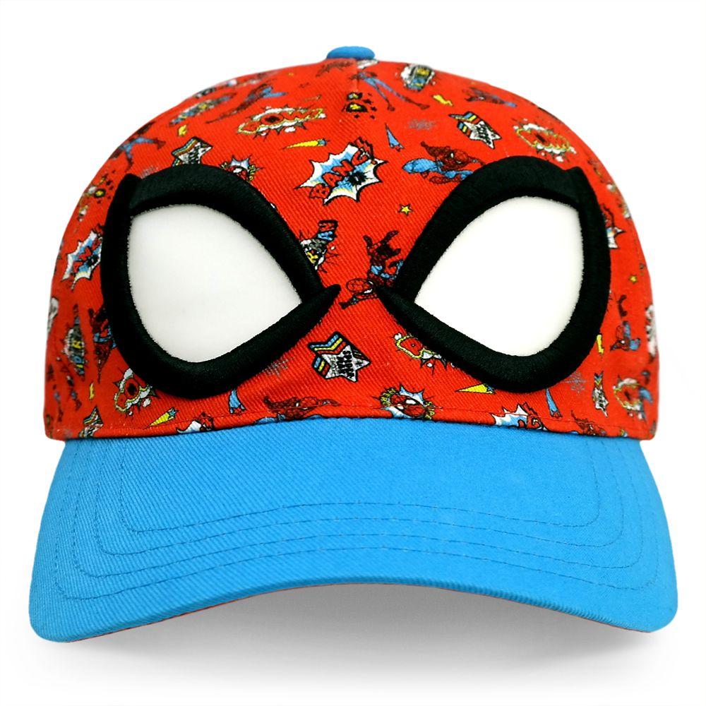 Spider-Man Baseball Cap for Kids