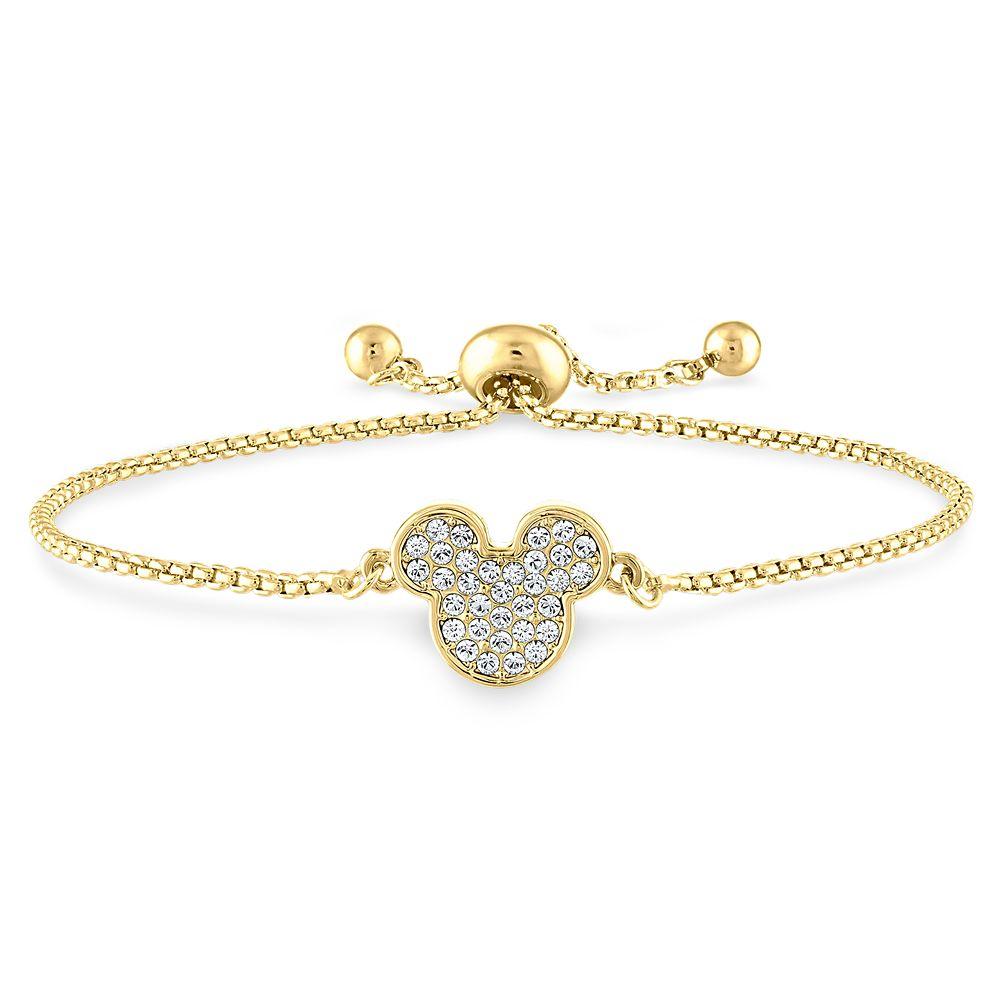 Mickey Mouse Bolo Bracelet