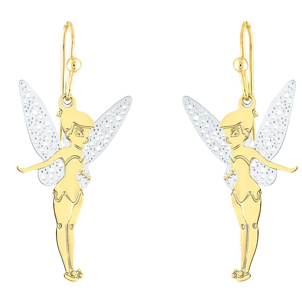 Tinker Bell Wire Earrings