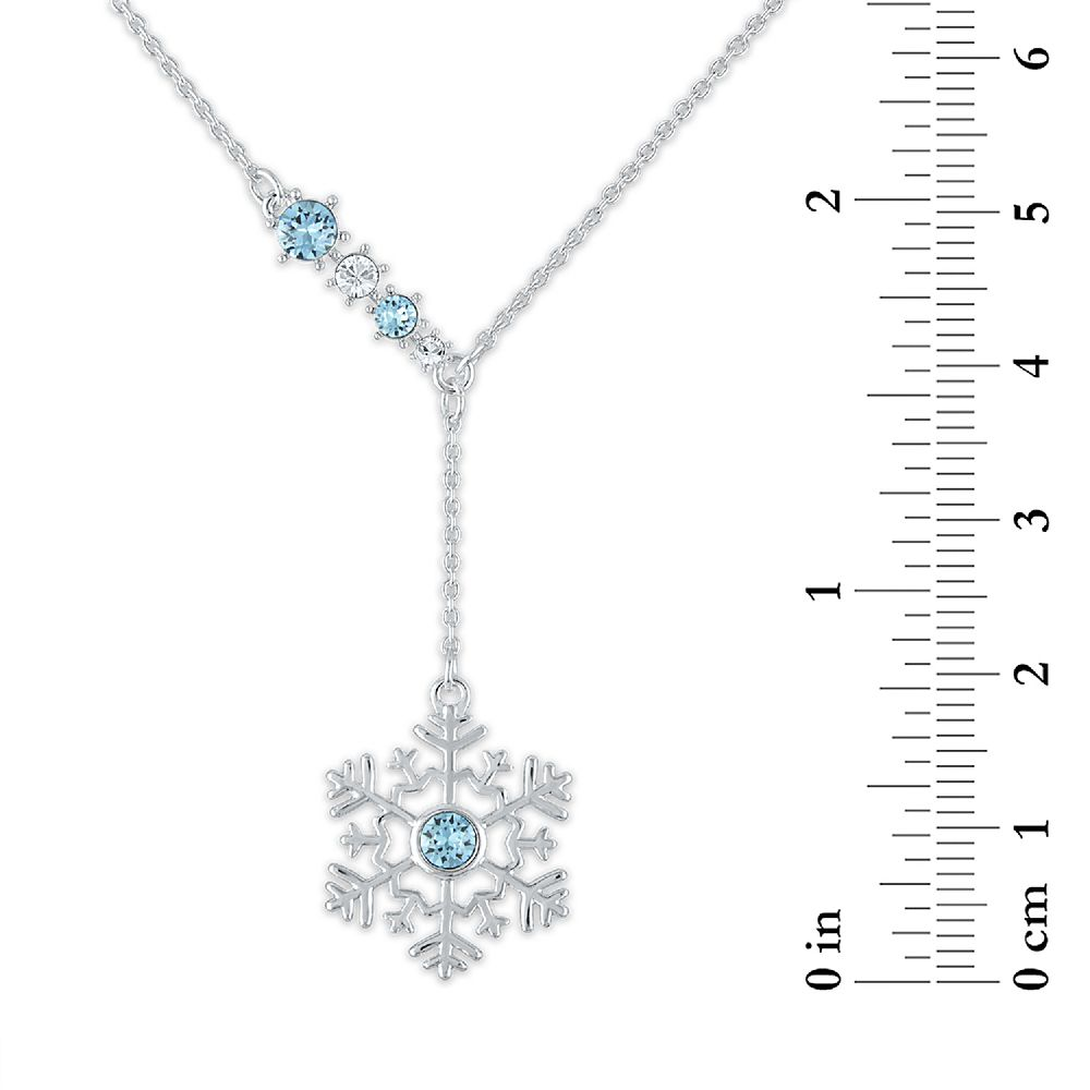 Frozen Snowflake Necklace