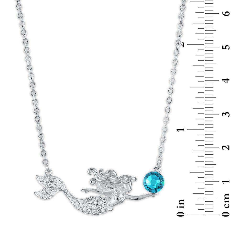Ariel Swarovski Crystal Necklace