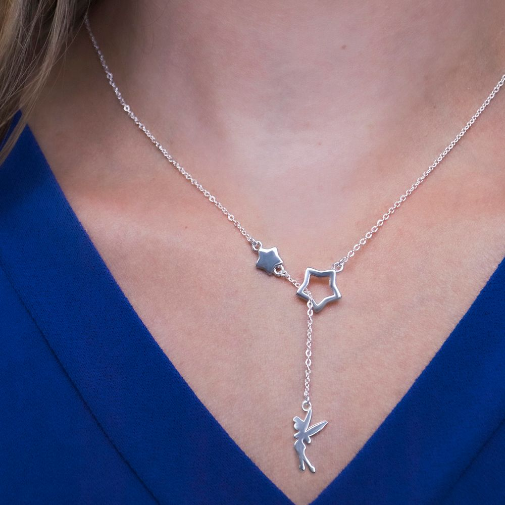 Tinker Bell Lariat Necklace