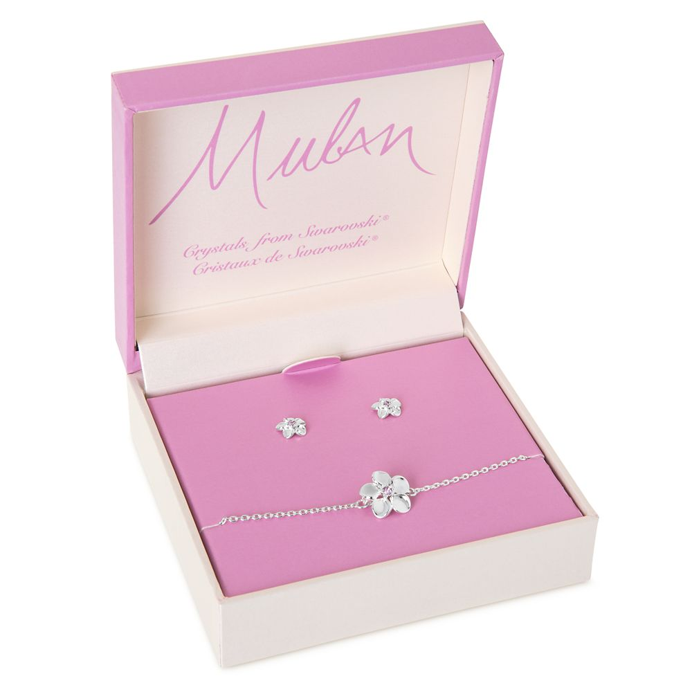 Mulan Jewelry Set for Girls