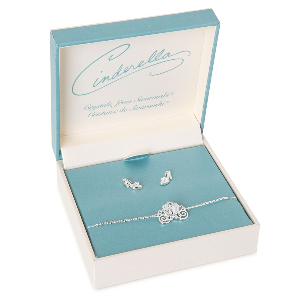 Cinderella Jewelry Set for Girls