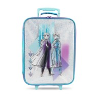 Elsa and Anna Rolling Luggage – Small – Frozen 2