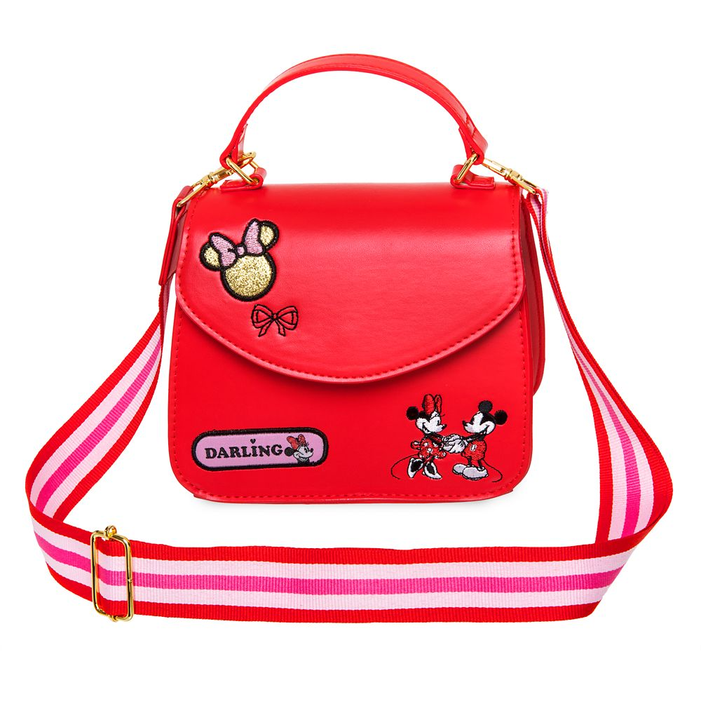 Mickey and Minnie Mouse Fashion Bag for Kids