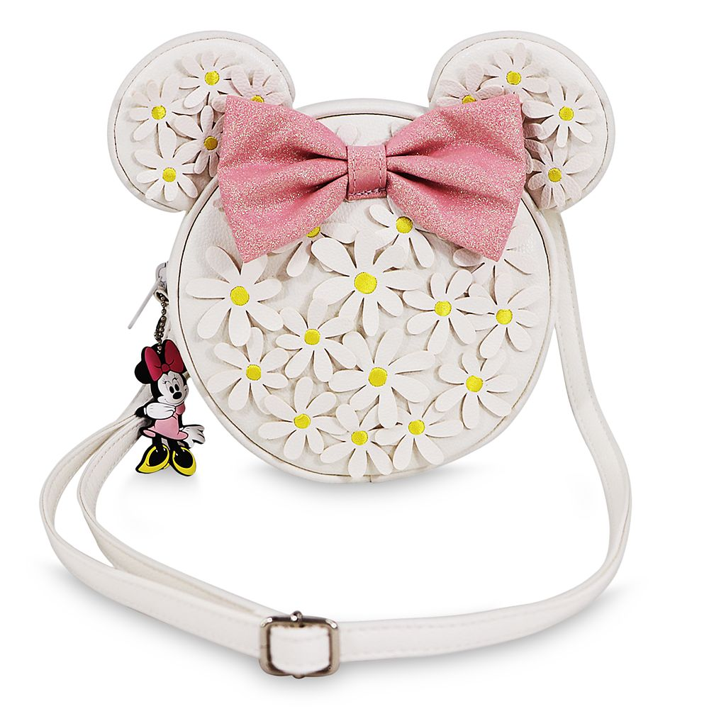 Minnie Mouse Daisies Crossbody Bag