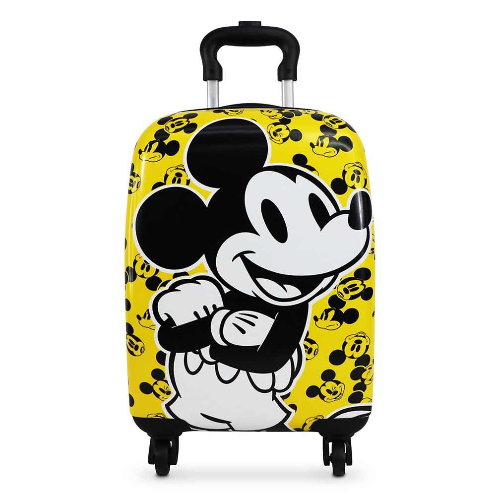Mickey Mouse Rolling Luggage – 19''